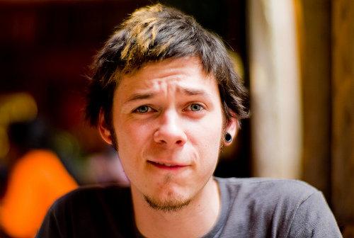 Jeremy Clarke - portrait