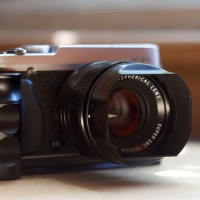 My Camera (2014): Fuji X-E1